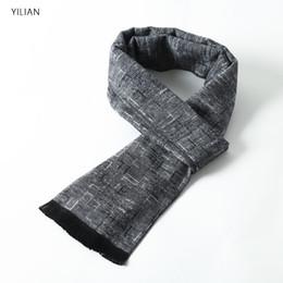 9f897667f383a2 beste winterschals Rabatt YILIAN Marke Beste auf dem Markt Cashmere Männer  Schals Lange Quaste Winter Gentleman