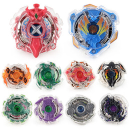 Wholesale Beyblade Fury - 10pcs Beyblade arena stadium Metal Fusion B2 B3 B4 B12 B13 B14B17 B21 B22 B23 4D Battle Metal Top Fury Masters launcher grip christmas toy