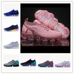 02d6518d42 ... Almofada de Ar VM 2.0 Homens maxes Tênis de Corrida Triplo Preto Branco  1 Soco das sapatilhas das mulheres Athletic mens formadores Calçados  Esportivos