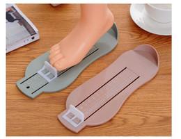 Velho instrumento on-line-Bebê calibre do pé do bebê comprar sapato régua 0-5 anos de idade criança especial comprimento do pé instrumento de medição instrumento de medição