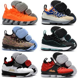 da284ed0080f Kith 15 XV drei Könige Lifestyle Performance konkrete lange leben die König  Mens Basketball Schuhe 15s Griffey Turnschuhe Turnschuhe 7-12