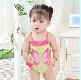 Maillot de bain une pièce pour petite fille en Ligne-Maillot de bain pour enfants 6 pièces One Piece filles