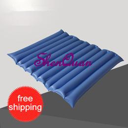 Canada Coussin gonflable haut de gamme - Coussin confortable pour le lit, nouveau coussinet pour un usage quotidien, oreiller arrière pour éviter les escarres Offre