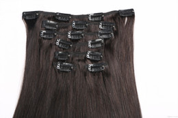 Teinture de cheveux synthétiques en Ligne-100% Natural High Synthetic Fiber, Such As Humen PPclip 22 Inch Long Straight Hair Piece, Can Be Used For Dyeing Simple Decoration Hair.