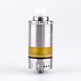 Cata de vapor online-Nueva Vapor Giant M5 MTL RTA Clon atomizador reemplazable Atomizadores Muy buen gusto Diámetro 23mm Capacidad 5ML Top Fill Alta calidad DHL Gratis