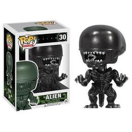 Deutschland Funko Pop Filme Alien Vinyl Action Figure Mit Box # 30 Beliebte Sammler Puppe Spielzeug Gute Qualität Versorgung
