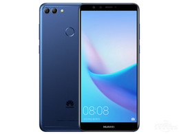 2021 nuovo telefono 4g lte Originale Huawei Enjoy 8 Plus Cellulare 64GB ROM 4GB RAM Kirin 659 Octa Core Android 5.93inch 13.0MP Fingerprint ID 4G LTE Cell Phone Nuovo
