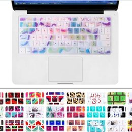 macbook pro 15 Desconto Pedra de pedra de mármore pedra de granito tampa do teclado teclado protetor da pele para apple mac macbook pro 13 15 17 ar 13 retina 13 eua
