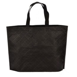 Canada Femmes Shopping Bag Fashion épicerie écologique fourre-tout réutilisable Portable Sacs Candy couleur imperméable à l'eau forte sac à main pliant cheap eco friendly reusable folding bag Offre