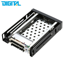 "Wholesale Hard Drive Docking Stations - Newest Dual Bay 2.5"" Inch SATA III Hard Drive HDD & SSD Tray Caddy Internal Mobile Rack Enclosure Docking Station Hot Swap"