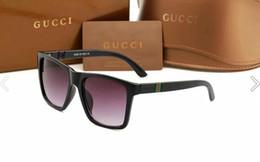 Canada 2018 Nouvelle marque de mode designer lunettes de soleil femmes homme 6002 vente chaude conduite populaire sport lunettes de haute qualité2247 Offre