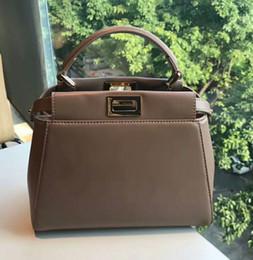Argentina AAA calidad superior de las mujeres realmente de cuero rápido 23 cm bolso pequeño bolso de hombro con correa de bolsos de diseño de señoras Suministro