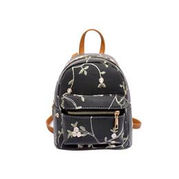 be332b632 hermosas mochilas mujeres Rebajas 2018 verano nuevas llegadas mujeres mochila  estilo de la moda Mini Backpac