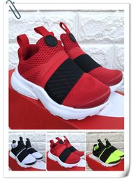 Wholesale White Color Boots - Chaussures Pour Enfants Baby Girl Boys Sport Shoes Presto Sneakers Kids Boots Children Walker Shoes Eur 24-35