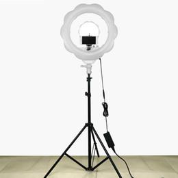 384pcs Super Bright LED Fotografia luce Dimmable Camera anello lampada della luce video per trucco Studio / video / foto supplier yongnuo led da yongnuo ha portato fornitori