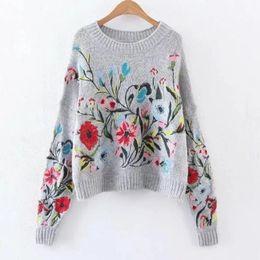 Distribuidores de descuento Otoño Moda Suéteres Coreano  a995de868195