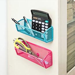 Canada Réfrigérateur Magnétique Boîte De Rangement Fer Stockage Rack Titulaire Réfrigérateur Micro Onde Four Organisateur Amovible Cintre Organisateurs Muraux Offre