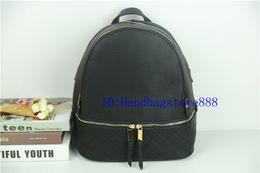 mochilas circulares Rebajas NUEVA Moda mujeres diseñador a cuadros mochila bolsos famoso bolso de escuela bolso de la señora bolsas de hombro bolso de las señoras paquete de viaje