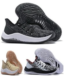 online store 782be 62c2c dame shoes Promo Codes - 2018 popular Dame Lillard Shoes,Dame 4 Basketball  Shoes With