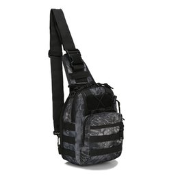 Wholesale Military Tactical Camping Shoulder Bag - Outlife Hotsale 9 Color 600D Military Tactical Backpack Shoulder Camping Hiking Camouflage Bag Hunting Backpack Utility