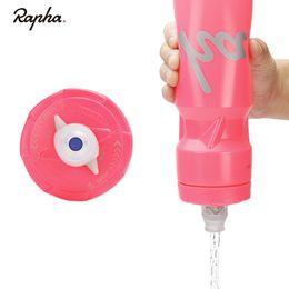 Bouteille d'eau de vélo Rapha 620-750ML BPA FREE 76-105G Bouteilles d'eau de sport en silicone anti-fuite de vélo Bouteille verrouillable ? partir de fabricateur