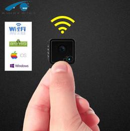 súper pequeña 1080P HD IR Visión nocturna Cámara inalámbrica IP Vigilancia de seguridad Cámara activada por movimiento desde fabricantes