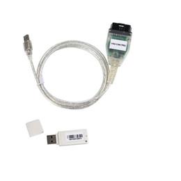 Argentina LONGFENG LF50 VAG CAN VCP PRO V5.5.1 CAN BUS + UDS + K-line OBD OBD2 Cable de diagnóstico Soporte para VW / Audi / Seat VAG PRO S.W V5.5.1 Suministro