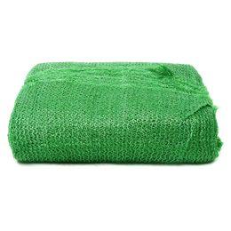 toldos de coches carpas Rebajas 5x4m 40% Sunblock Shade Cloth Parasol cubierta vegetal para Net verde Greenhouse Barn 2 Pin Knit