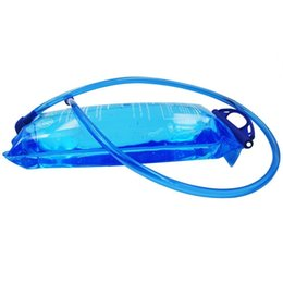 Bolsa de agua para acampar al aire libre de almacenamiento de matraces plegable de camelback Hidratación vejiga ciclismo Senderismo Travelbag 2L desde fabricantes
