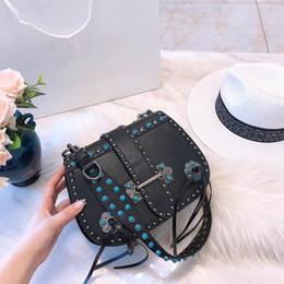 Wholesale women handbags usa - Brand Shoulder Bag crossbody designer handbags women fashion totes cluth messenger high quality 2018 USA style handbag