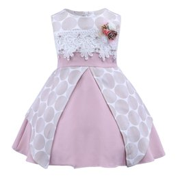 72aca52484ea one year girl baby dress 2019 - infant clothes girl summer baby girls dress  Kids white
