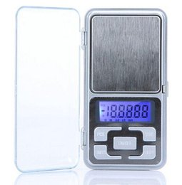 Wholesale Micro Precision - Portable Mini scales electronic weighing 200g  0.01 g precision micro-balance weight pocket weighing tea baking kitchen scales