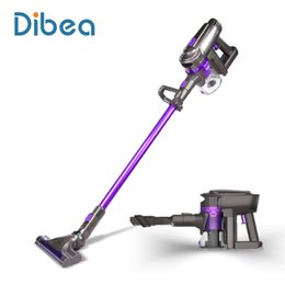 drahtloser mop Rabatt Dibea 2-in-1 Staubsauger mit leistungsstarkem kabellosem kabellosem Handstaubsauger mit Mop Staubkollektor Absauger TB