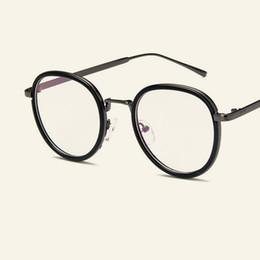 d5e63ec751b fashion prescription eyewear Promo Codes - 2018New Brand Designer Women    Men Delicate Metal Optical Glasses