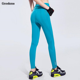 e43823cf5ce08 leggings butt 2019 - Women high waist breathable sport yoga pants workout  gym seamless leggings woman