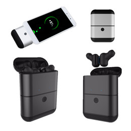 Wholesale Effect Power - High Quality X2-TWS Separation Type Bluetooth Wireless Stereo Headphone Mini Twins Waterproof Earphone With Power Bank HIFI Sound Effect