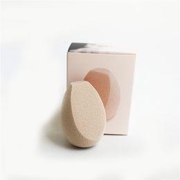 Esponjas de maquillaje online-FB-SERIES Precision Makeup Sponge 100 - Ultra-Soft de tres lados sin látex Blender herramienta de maquillaje para crema líquida en polvo