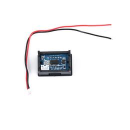 """Pantalla de voltaje de la motocicleta online-0.36 """"2 Cables Pantalla LED Roja Mini Digital 2.50 ~ 30V Voltímetro Probador Medidor de Panel de Voltaje Para Coche Motocicleta"""