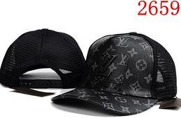 Wholesale Floral Print Cotton - New design 100% Cotton brand cap icon Embroidery Luxury hats for men panel snapback baseball cap men casual visor gorras bone casquette hat