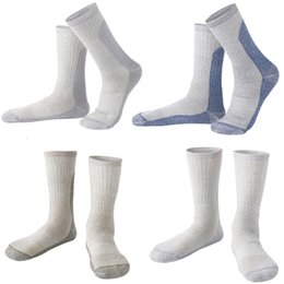 Wholesale cycle thermals - High Quality Wool Thermal Socks Winter Warm Trekking Hiking Walking Mountaineering Outdoor Sport Socks Free DHL H103S