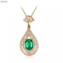 природные изумрудные подвески S925 стерлингового серебра мода ювелирные изделия для женщин природный зеленый драгоценный камень supplier natural emerald pendants от Поставщики натуральные изумрудные подвески