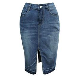 86112a848b NIBESSER 2018 Short Streetwear Ladies Basic Skirt Summer Fashion Casual  Denim Skirts Women High Waist Femme Bottom With Pockets ladies knee length  denim ...