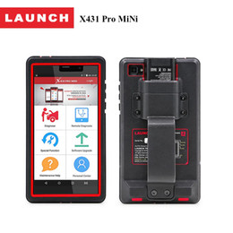 Wholesale Launch Ecu Diagnostic Tools - LAUNCH X431 Pro Mini Bluetooth Wifi Full ECU Diagnostic Scanner with 2 years free update X-431 Pros Mini Scan Scanner Analyzers