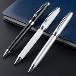Wholesale blue accounting - MONTE MOUNT All color financial special fine Classic Pen fine Nib Ballpoint Pen New Accounting and letter writing