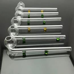 doppelt gekrümmtes rohr Rabatt Farbe doppeltes Fulcrumglas gebogene Wanne Großhandelsglasbongs Öl-Brenner-Glaswasser-Rohr-Öl-Anlagen, die freies Verschiffen rauchen