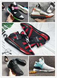 dfc50c6ef Wholesale Cheap Casual Shoes Y-3 QASA RACER Hight Sneakers Breathable Men  and Womens Casual Shoes Couples Y3 Shoes Size Eur36-44