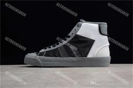 zip dimensioni Sconti Top Quality 10X Studio Shoes 10X Uomo Donna MID AA3832-100 Scarpe casual con chiusura a zip Etichetta rossa Taglia US7-12