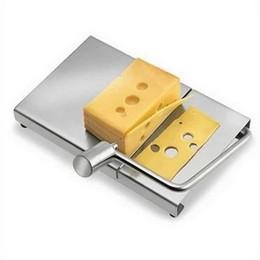 Beurre fait en Ligne-Fromage Trancheuse Beurre Cutter Couteau Conseil En Acier Inoxydable Fil Fabrication Dessert Lame Cuisine Cuisson Outil De Cuisson Cuisine Accessoires