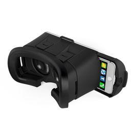 VR CAIXA 3D Óculos Fone De Ouvido Google Papelão Do Telefone Móvel Realidade Virtual Capacete para 4-6 'Telefone de