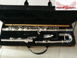 NOVA Flauta de Sopro Big Bass Flautas frete grátis Com caso difícil de Fornecedores de taiwan c